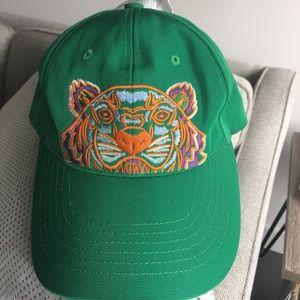 Kenzo tiger cap (green) 2018